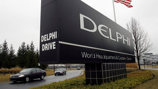 Delphi headquarters
