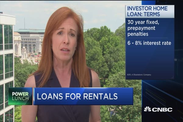 Loans for rentals