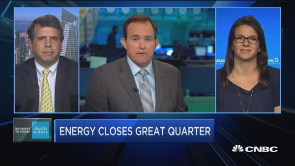What's ahead for energy stocks?