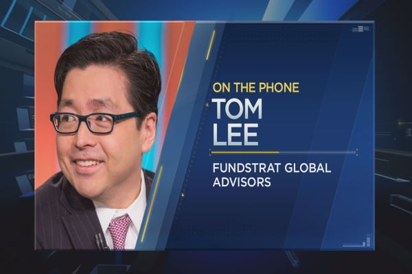 Tom Lee's bullish case for stocks