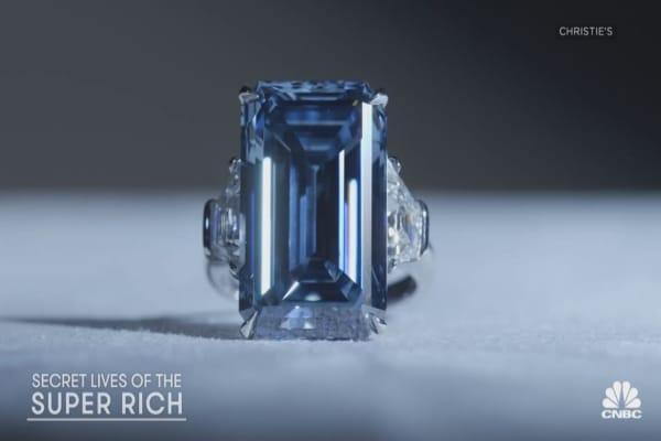 Secret Lives of the Super Rich: Producer's Notebook