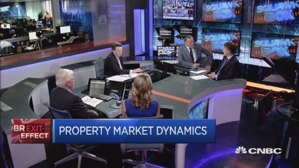 Brexit's impact on the property sector