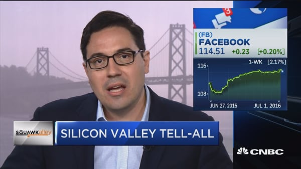 Inside look at Facebook & Silcon Valley