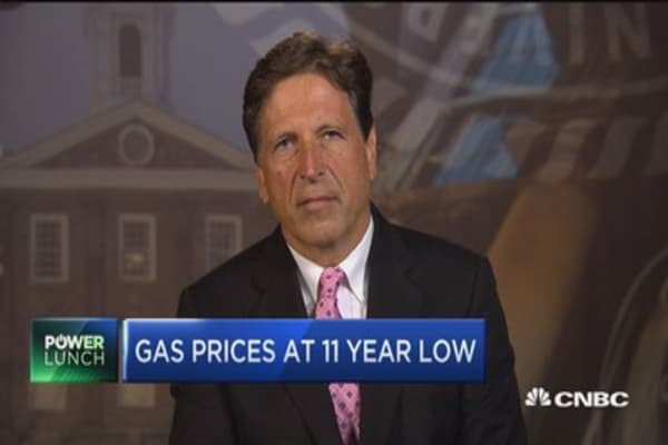 Gas prices go even lower: Pro
