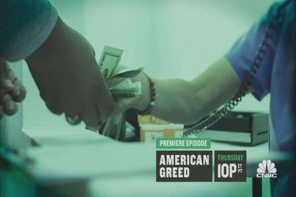 "American Greed: Next Episode - ""Pain Killer Profits"""