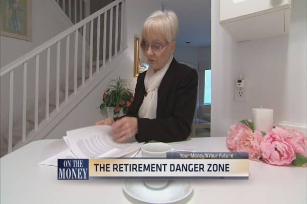 Retirement red zone