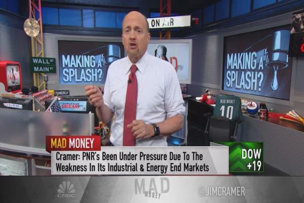 Cramer: Off-the-radar water stocks making a killing