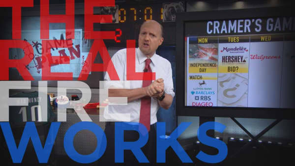 Cramer Remix: Miss the Brexit bottom? Here's how to play it