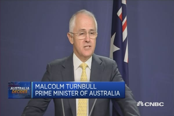 Australia Election PKG