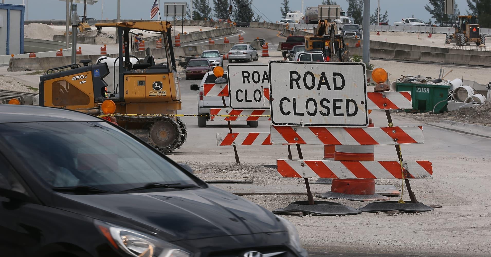 Top States Worst Infrastructure