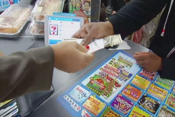 Mega Millions jackpot hits $449M