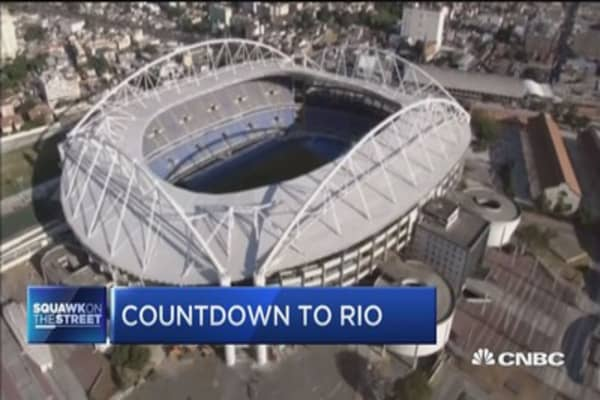 Is Rio ready?