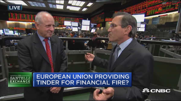 Mario Draghi is the most dangerous man in Europe: Pro