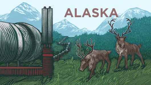 Top States Alaska