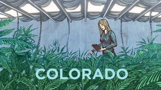 Top States Colorado