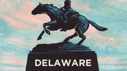 Top States Delaware