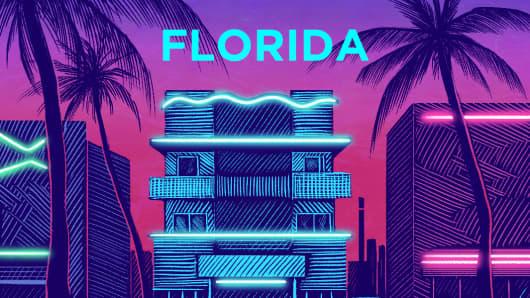 Top States Florida