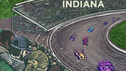 Top States Indiana