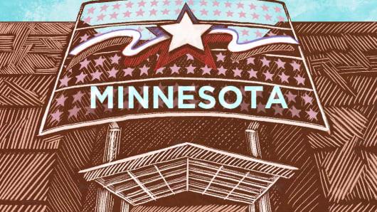 Top States Minnesota