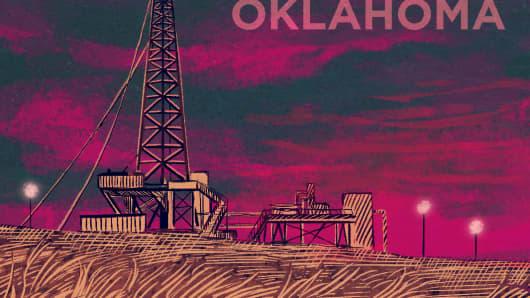 Top States Oklahoma