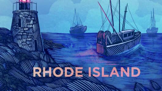 Top States Rhode Island