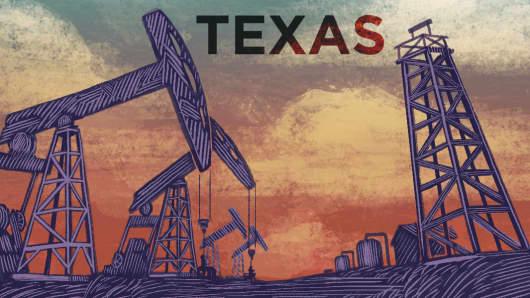 Top States Texas