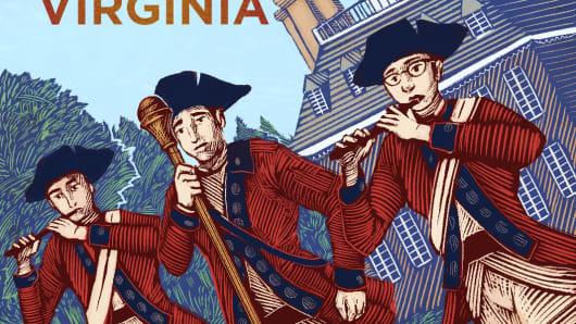 Top States Virginia