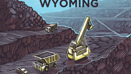 Top States Wyoming
