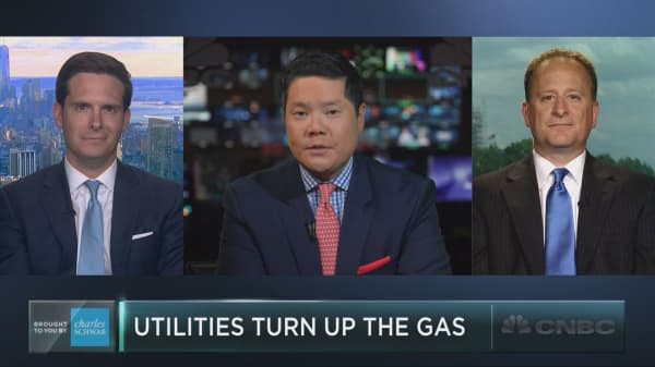 Is the utilities sector in a bubble?
