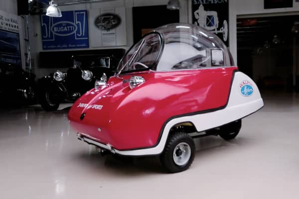 1965 Peel Trident featured in Jay Leno's Garage.