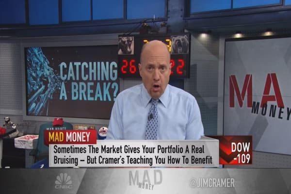 Cramer: Scary stocks to avoid in a sell-off