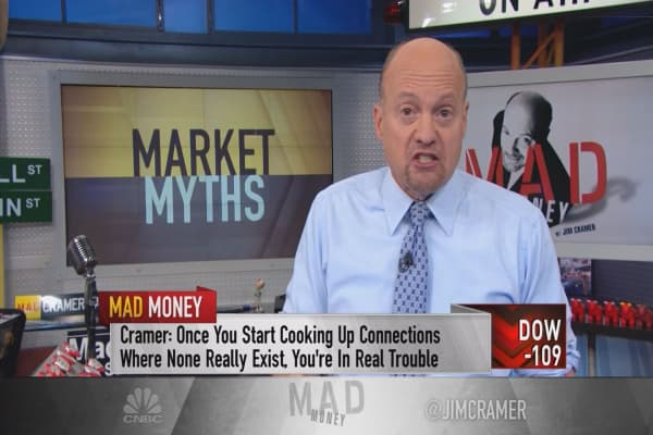Cramer: Worst mistake ever made in a sell-off