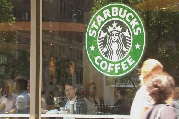 Starbucks to raise prices by up to 30-cents