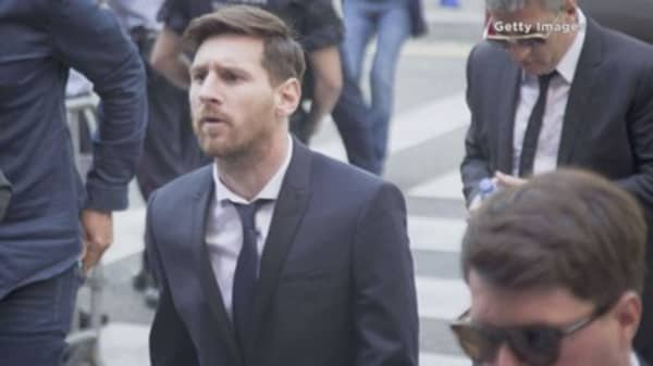 Lionel Messi sentenced to 21-months in prison