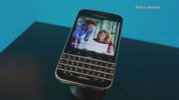 Blackberry to stop making its classic line