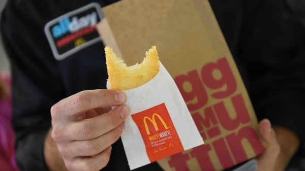 McDonald's to add more options to their all day breakfast menu.