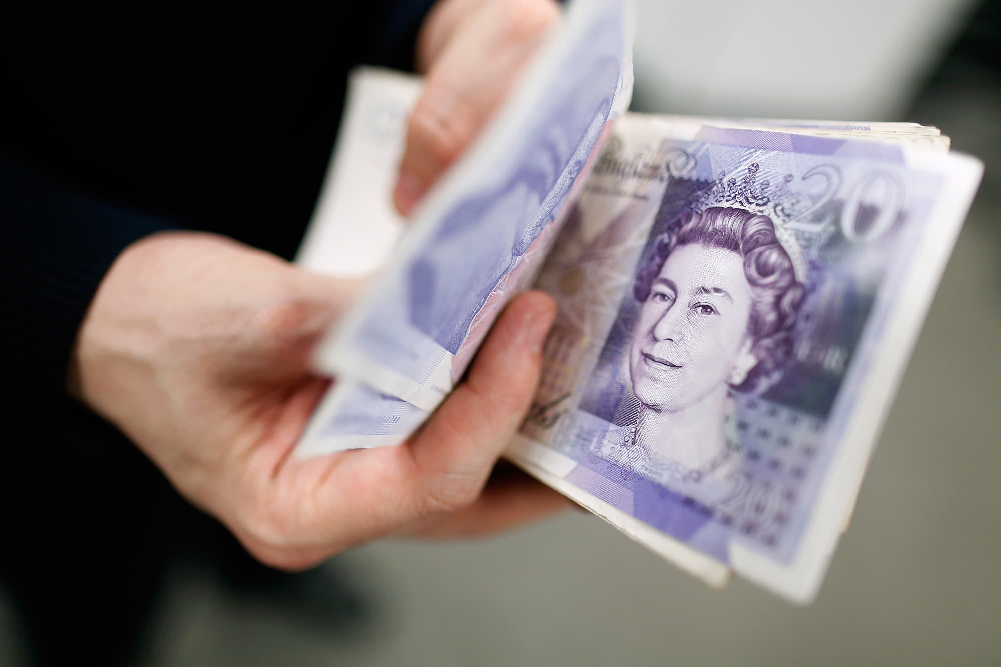 British Pound Jumps On Reports Eu And Uk Have Reached Deal Brexit Bill
