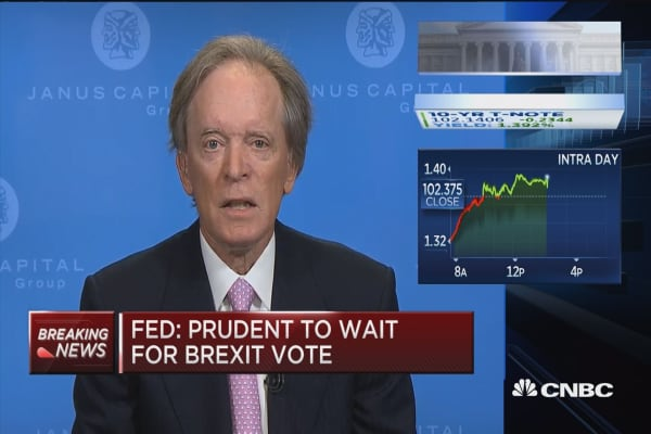 Investors are confused, Bill Gross says