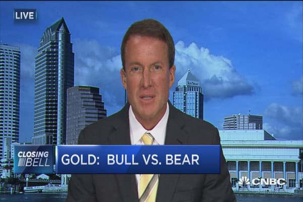 Gold: Bull vs. Bear