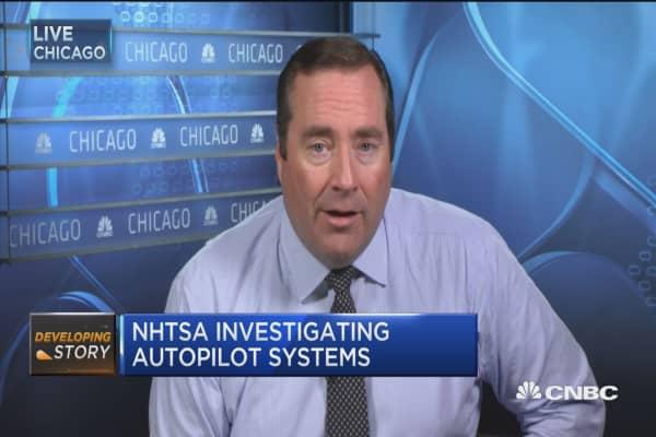 NHTSA to investigate Tesla Model X crash