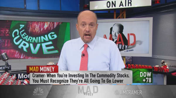 Cramer: My biggest mistakes made investing