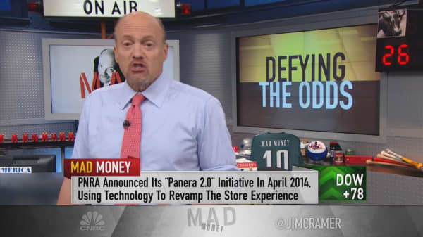 Cramer: Detecting a stock with an explosive growth story