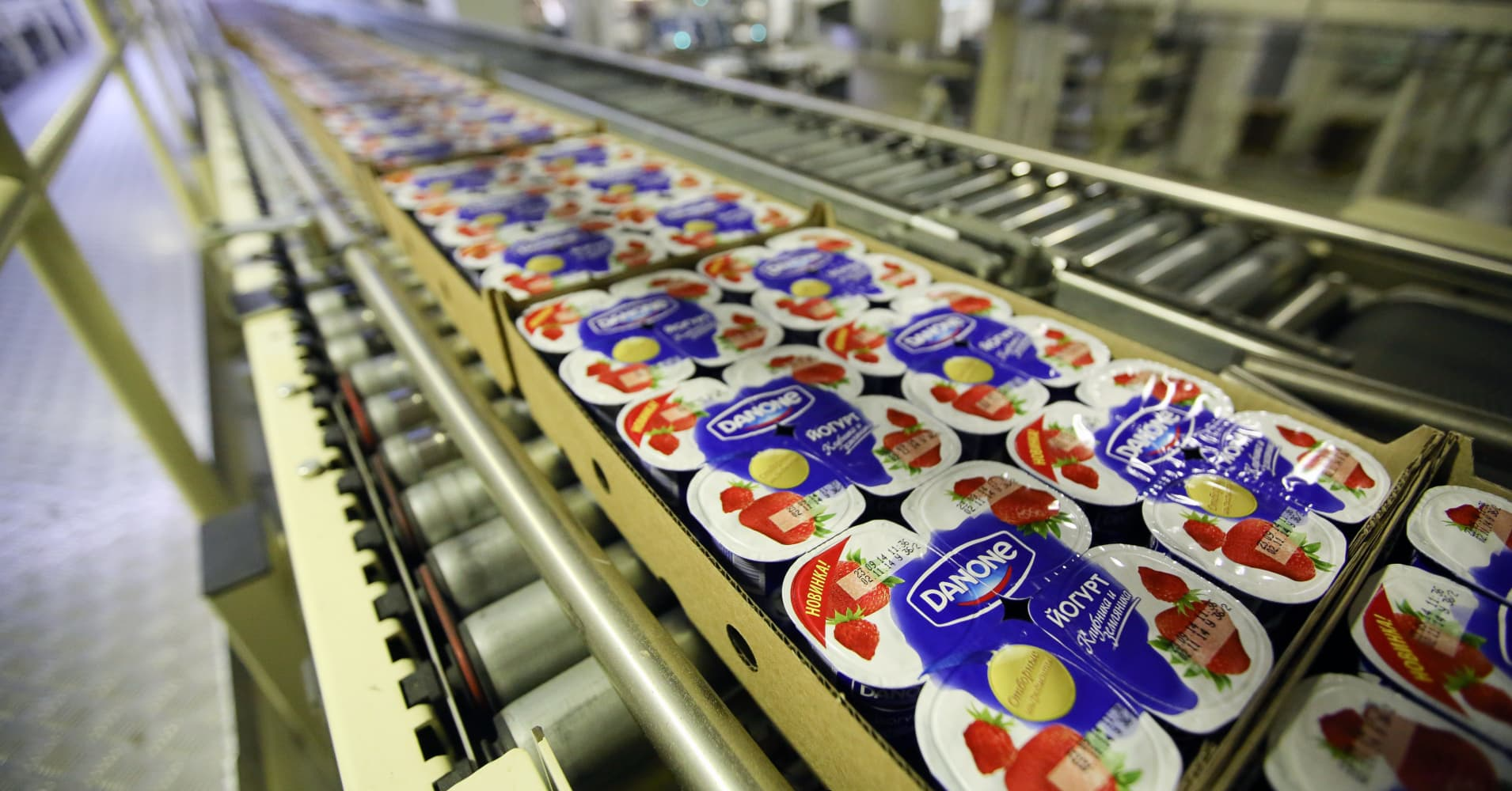 Danone To Buy WhiteWave Foods