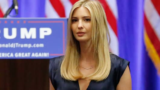 Ivanka Trump won't be VP…but a cabinet post? Yep, that could ...