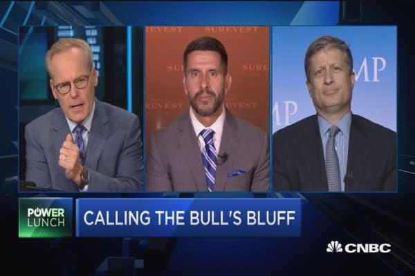 Beginning of a new bull run