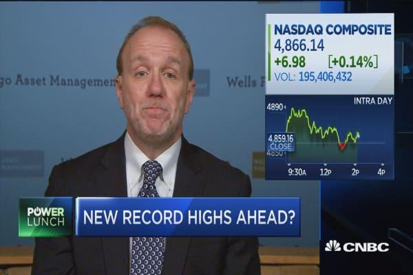 Paulsen calls for new highs