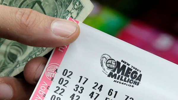 Mega Millions ticket