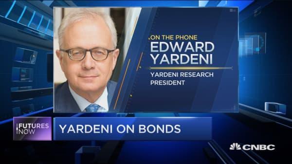 Despite low yields, US market still the best bet: Yardeni