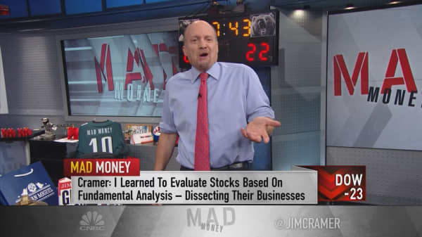 Cramer: Don't be fooled! Spotting a phony rally