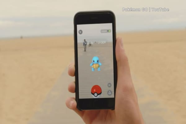 Nintendo shares soar with 'Pokémon GO' app